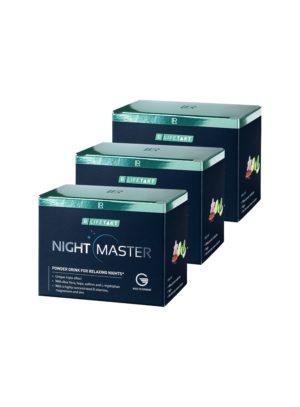 троен пакет добавки за добър сън