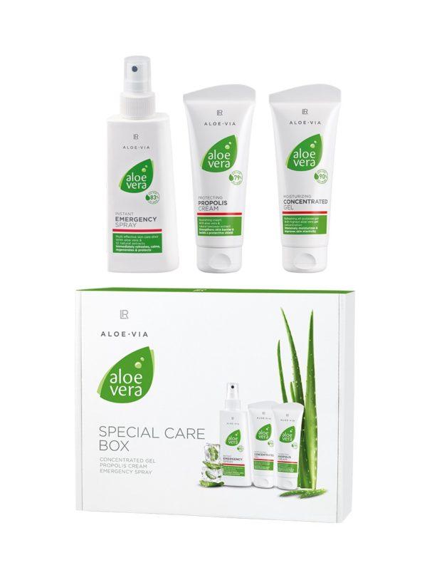 Aloe Vera Box за специална грижа