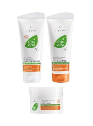 Aloe Vera Комплект за грижа за косата
