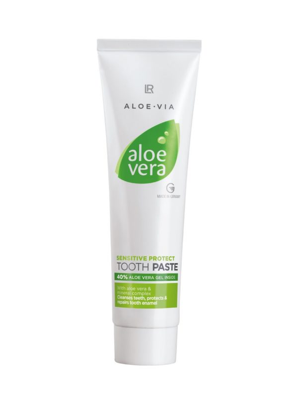 Aloe Vera Защитаваща паста за чувствителни зъби